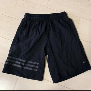 adidas - 美品 adidas ハーフパンツ 150