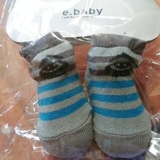 ベベ(BeBe)の新生児靴下(靴下/タイツ)