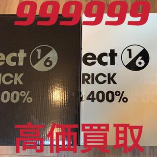 メディコムトイ(MEDICOM TOY)のBE@RBRICK project 1/6 CLEAR CHROME セット(その他)