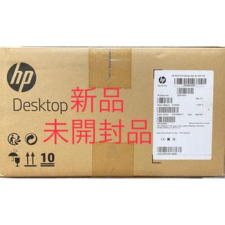 ヒューレットパッカード(HP)のhp Desktop RCTO ProDesk 400 G5 SFF PC 新品(デスクトップ型PC)