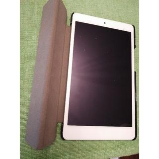 ファーウェイ(HUAWEI)のHUAWEI MediaPad M3 LiteS カバー付(タブレット)