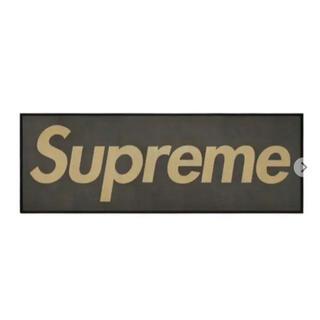 シュプリーム(Supreme)のSupreme Woven Straw Mat Black 黒(その他)
