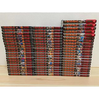 シュウエイシャ(集英社)のキングダム全巻セット1-62巻(2021/7/31編集)(全巻セット)
