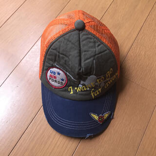 エニィファム(anyFAM)のキッズ 帽子 キャップ(帽子)