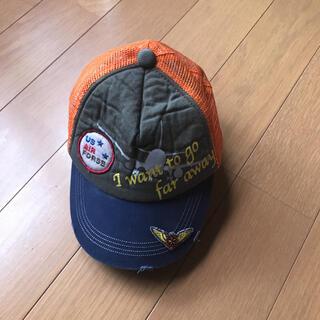エニィファム(anyFAM)のキッズ 帽子 キャップ (帽子)