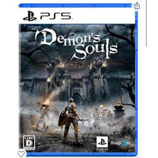 ソニー(SONY)のDemon's Souls PS5 新品未開封 デモンズソウル(家庭用ゲームソフト)