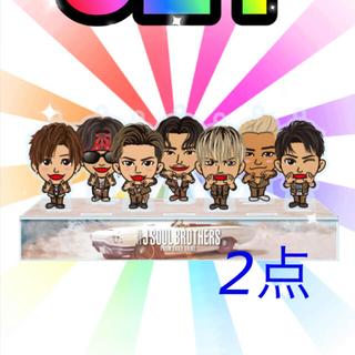 三代目 J Soul Brothers - コレクションディスプレイ 三代目 Movin'on レア