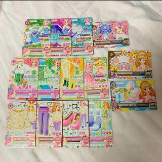 アイカツ(アイカツ!)のアイカツ カード 北大路さくら 姫里マリア オーロラファンタジー(シングルカード)