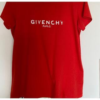 ジバンシィ(GIVENCHY)のティシャツ(Tシャツ(半袖/袖なし))