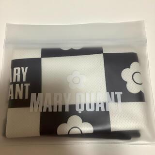 マリークワント(MARY QUANT)のマリークワント 冷感ロングタオル(タオル/バス用品)