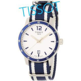 ティソ(TISSOT)のTISSOT ティソ Quickster Silver 新品未使用品(腕時計(アナログ))