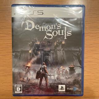 プレイステーション(PlayStation)のDemon's Souls PS5 デモンズソウル(家庭用ゲームソフト)