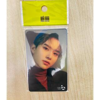 NCT NCT127 ジョンウ cashbee 交通カード トレカ(アイドルグッズ)