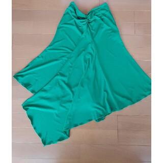 チャコット(CHACOTT)のジャンティ  社交ダンス ラテンスカート Sサイズ 新品未使用(ダンス/バレエ)