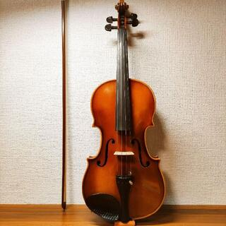 【ドイツ製往年モデル】K.Shimora No.11 4/4 バイオリン1976(ヴァイオリン)
