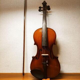 【明瞭反響天然杢】Masakichi Suzuki No7 4/4 バイオリン(ヴァイオリン)
