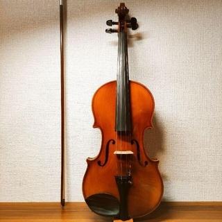 【西ドイツ製】C.A.Grtz.jr Nr.108 4/4 バイオリン 1973(ヴァイオリン)