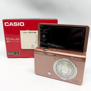 CASIO - CASIO デジタルカメラ EXILIM EX-ZR50PK 1610万画素