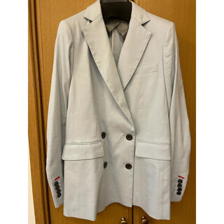 ダブルスタンダードクロージング(DOUBLE STANDARD CLOTHING)の新品未使用 タグ付き sov. テーラードジャケット 最終お値下げ(テーラードジャケット)