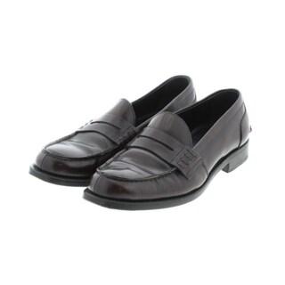 プラダ(PRADA)のPRADA ドレスシューズ/ローファー レディース(ローファー/革靴)
