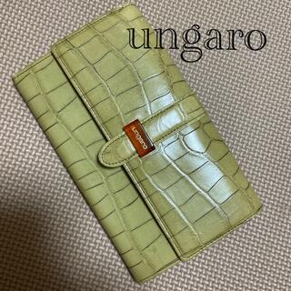 ユーバイウンガロ(U by ungaro)のungaro 長財布(財布)