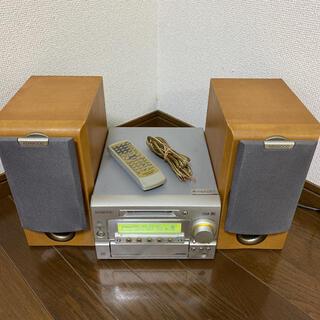 ケンウッド(KENWOOD)のKENWOOD RD-SG55MD CD MD(スピーカー)