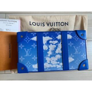 ルイヴィトン(LOUIS VUITTON)のルイヴィトン ソフトトランク ウォレット m45432(ハンドバッグ)
