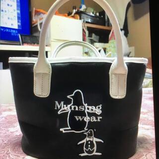 マンシングウェア(Munsingwear)のマンシングウェア  トートバッグ  ゴルフ用品(バッグ)