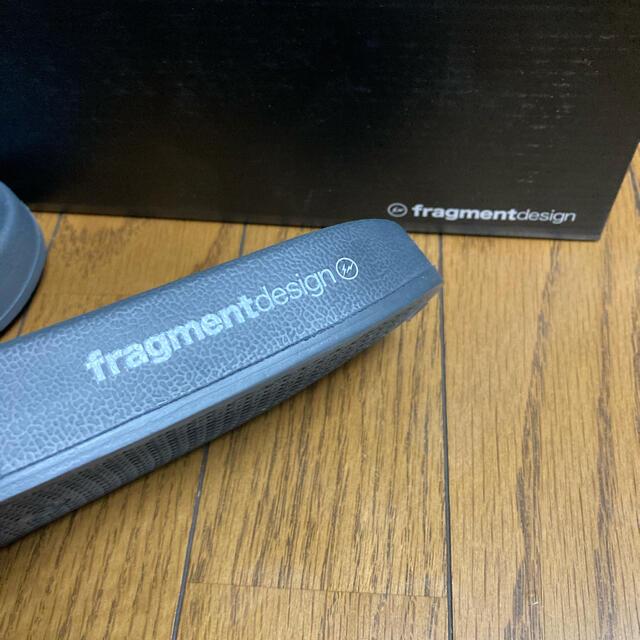 uniform experiment(ユニフォームエクスペリメント)のuniform experiment 19ss フラグメントコラボサンダル メンズの靴/シューズ(サンダル)の商品写真