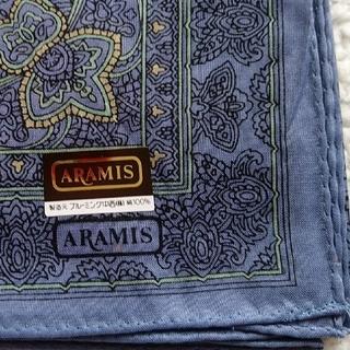 アラミス(Aramis)のARAMISのハンカチ(ハンカチ/ポケットチーフ)