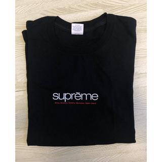 シュプリーム(Supreme)のSupreme Five Boroughs Tee Black(Tシャツ/カットソー(半袖/袖なし))
