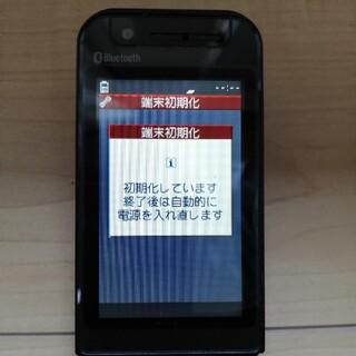 パナソニック(Panasonic)のドコモ FOMA  パナソニックP904i(携帯電話本体)