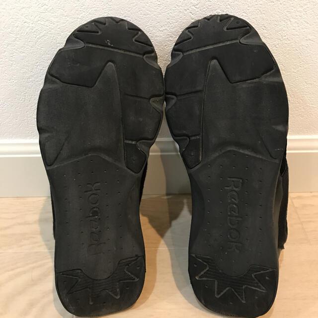 Reebok(リーボック)のリーボック フューリーライト 黒 23.5 24 レディースの靴/シューズ(スニーカー)の商品写真