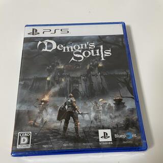 ソニー(SONY)のDemon's Souls カセット PS5(家庭用ゲームソフト)