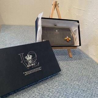 エーディーエムジェイ(A.D.M.J.)のADMJ財布(ミツバチ:スワロフスキー)(財布)