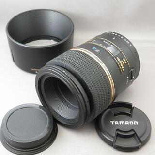 タムロン(TAMRON)のタムロン ペンタックスK用90mmF2.8Di MACRO 272EP(レンズ(単焦点))