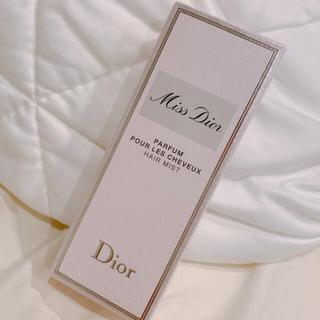 Dior - ミス ディオール ヘアミスト 30ml オードゥトワレサンプル付き
