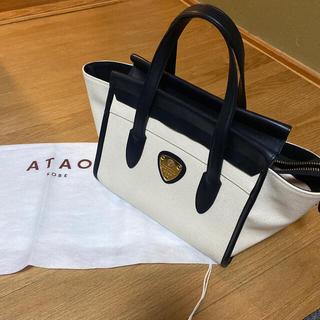 アタオ(ATAO)のアタオ  ATAO バッグ トート ピッコラ  帆布 (ハンドバッグ)
