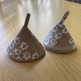 マリメッコ(marimekko)のマリメッコ プケッティ 三角鍋つかみ 2個セット(その他)
