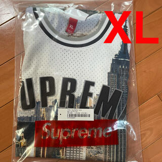 シュプリーム(Supreme)のSupreme Mitchell Ness Basketball Jersey(タンクトップ)