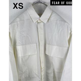 フィアオブゴッド(FEAR OF GOD)のFEAR OF GOD ZEGNA SHORT SLEEVE SHIRTS XS(シャツ)