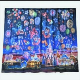 ディズニー(Disney)の残少  完売 ディズニー 花火 カーテン ディズニーリゾート 夜景(カーテン)