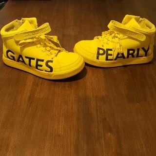 パーリーゲイツ(PEARLY GATES)のパーリーゲイツ ゴルフシューズ 26センチ(シューズ)