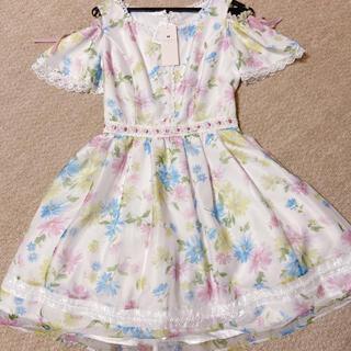 ロディスポット(LODISPOTTO)のmille fille closet♡ワンピース(ひざ丈ワンピース)