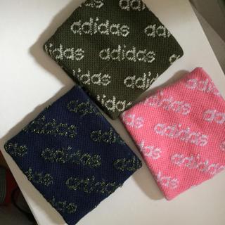 アディダス(adidas)の新品未使用アディダス リストバンド 3点セット(その他)