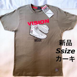 ヴィジョン ストリート ウェア(VISION STREET WEAR)の新品 Tシャツ VISIONSTREETWEAR ヴィジョンストリートウェア(Tシャツ(半袖/袖なし))