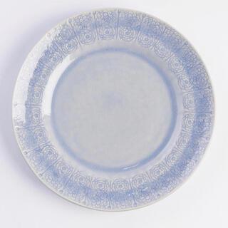 アンソロポロジー(Anthropologie)のAnthropologie ディナープレート ブルー 28(食器)