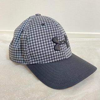 UNDER ARMOUR - アンダーアーマー 帽子 ゴルフウェア