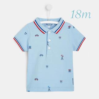Jacadi - 新品未使用 jacadi ポロシャツ 18M(81cm)