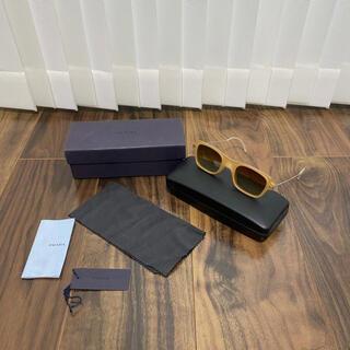 プラダ(PRADA)のプラダ 新品 未使用 箱付き PRADA サングラス メガネ拭き メガネ 軽量(サングラス/メガネ)